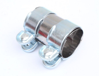 Stainless steel clamp connector