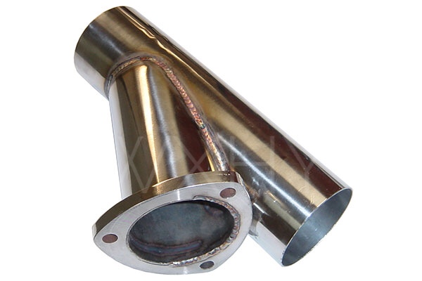 Electric stainless Exhaust Cutout