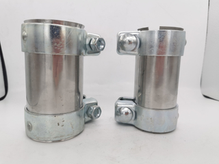 Exhaust Pipe Clamp Connector
